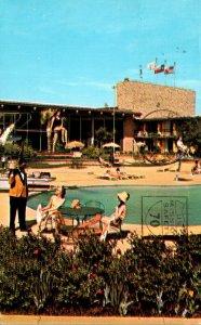 Texas Dallas Marriott Motor Hotel 1967