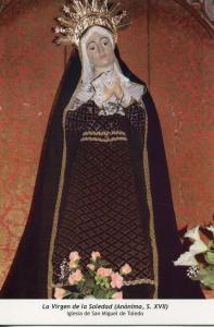 Postal 16280: La Virgen con el Ni? Toledo