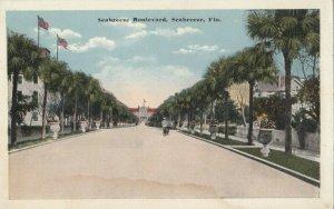 SEABREEZE , Florida , 1900-10s ; Seabreeze Boulevard