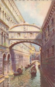 Italy Venezia Ponte dei Sospiri
