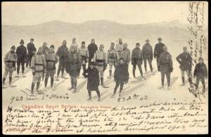 Canadian Sport Series, Snowshoe Tramp (1904)