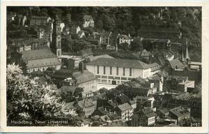 Germany - Heidelberg, New University Building   *RPPC