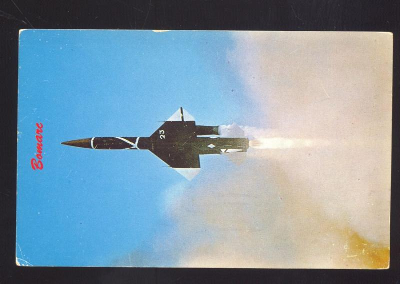 PATRICK AIR FORCE BASE FLORIDA USAF IM99 BOEING BMARC TEST