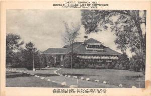 12649   MA Taunton 1940's  Tophill Restaurant