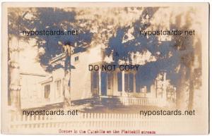 RPPC, House, Plattekill stream