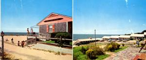 MA - Chatham. The Tides Motel (3.5 X 8.25).