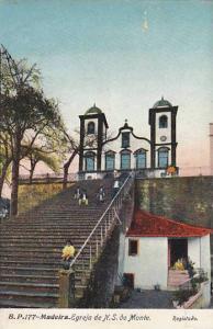 Egreja de N.S.do Monte, Madeira Portugal,00-10s