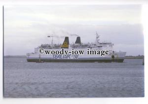 FE1579 - Sealink Stena Ferry - Stena Galloway , built 1980 - postcard