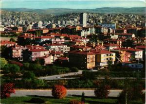 CPM Ankara – General View of the City from Cankaya TURKEY (851334)