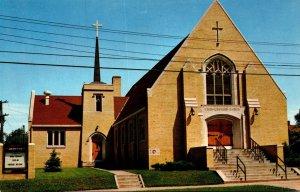 Wisconsin Rice Lake First Lutheran Church