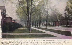 WOODSTOCK , Ontario , Canada , PU-1906 ; Vansittart Avenue, Residences