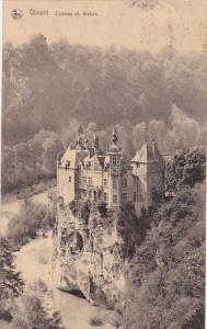 Belgium Dinant Chateau de Walzin 1921