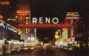 Virginia Street Reno Nevada