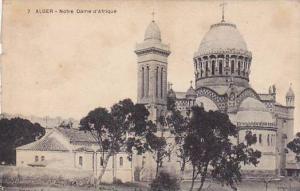 Notre Dame d´Afrique, Alger, Algeria, Africa, 1900-1910s