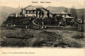 INDONESIA PC DUTCH INDIES - Tosarie JAVA - Hotel Tosarie (a1788)