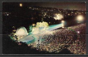 California, Hollywood - The Hollywood Bowl - [CA-312]