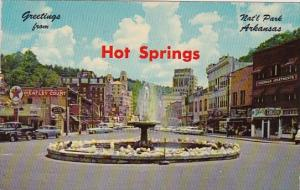 Greetings From Hot Springs Nat'l Park Arkansas 1904
