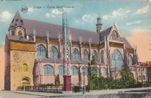 Liege, Eglise Saint-Jacques, Belgium, 10-20s