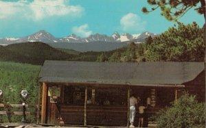 ALLENS PARK , Colorado , 1950-60s ; Glacier View Overlook