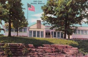 NEOSHO, Missouri, 1930-1940's; U.S.O. Club