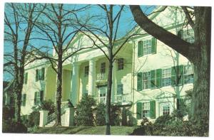 Staunton VA Mary Baldwin College Virginia Postcard