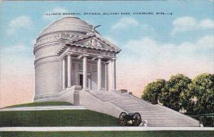 Illinois Memorial National Military Park Vicksburg Mississippi