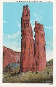 New Mexico GallupThe Monuments In Canyon De Chelley