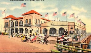 New Jersey Ocean City Municipal Music Pier
