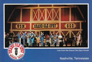 Tennessee Nashville The Grand Old Opry