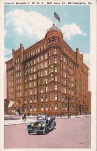Pennsylvania Philadelphia Central Branch Y W C A Building
