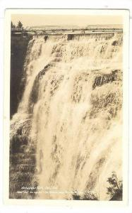 RP,Scenic view,The Kakabeka Falls,Ontario,Canada,20-40s