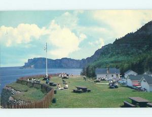 Pre-1980 LA GASPERIE SCENE Gaspe Peninsula Quebec QC p9866