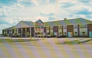 Canada Port Hawkesbury Wandlyn Motor Inn 1977