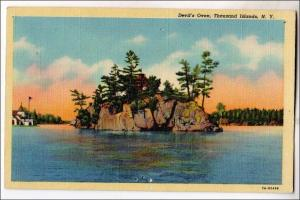 Devil's Oven, 1000 Islands NY