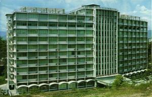 malay malaysia, KUALA LUMPUR, Hotel Merlin (1960s) A.S.M.K. KL-266