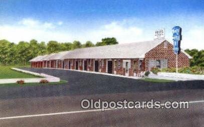 Veits Motel, Jefferson City, MO, USA Motel Hotel Unused