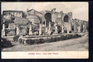 Casa delle Vestali,Rome,Italy BIN
