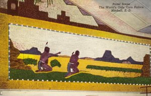 MITCHELL , South Dakota , 1950-60s ; Corn Palace