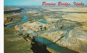 Idaho Perrine Bridge and Snake River Canyon