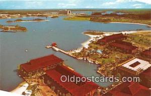 Polynesian Village Walt Disney World, FL, USA Postcard Post Card Walt Disney ...