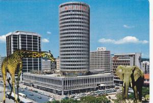 Nairobi Hilton - Kenya - 60-70s