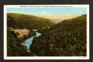 PA Moshannon Creek BELLEFONTE PHILIPSBURG PENNSYLVANIA