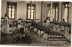 CPA BERCK-PLAGE - Infirmerie garcons L'Hopital Cazin-Perrochaud (116997)