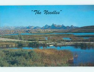 Unused Pre-1980 THE NEEDLES Needles California CA hn1604