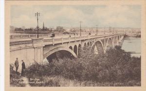 University Bridge , SASKATOON , Saskatchewan , 1920s-30s