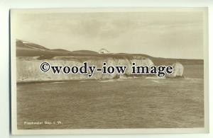 h1044 - Freshwater Bay , Isle of Wight - postcard