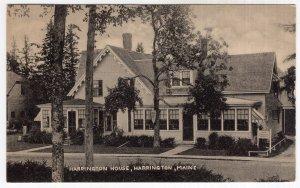 Harrington, Maine, Harrington House