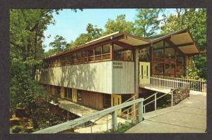 NC Herman A Moore Center Presbyterian Montreat North Carolina Postcard