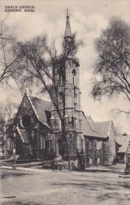 AMHERST, Massachusetts, PU-1941; Grace Church
