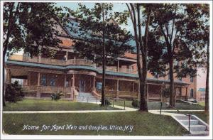 Home for Aged Men & Couples, Utica NY